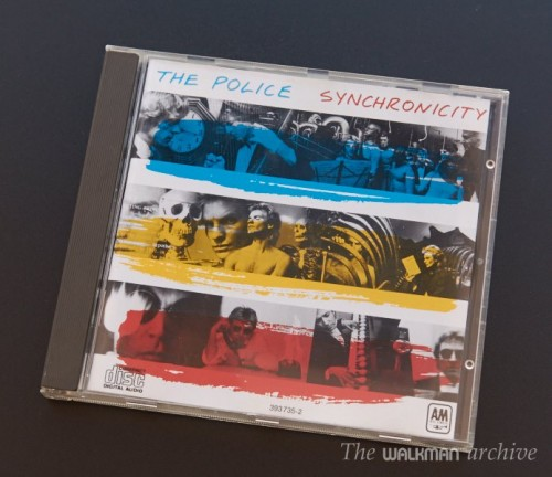 Compatc Disc The Police 02