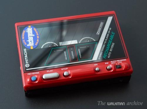 HITACHI CP-35 Boxed Red vender 04