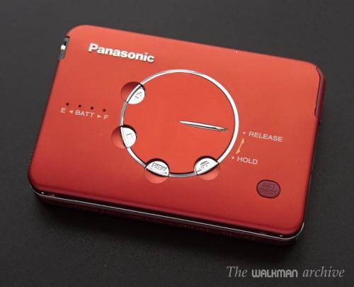 Panasonic Walkman SX60 Orange 01