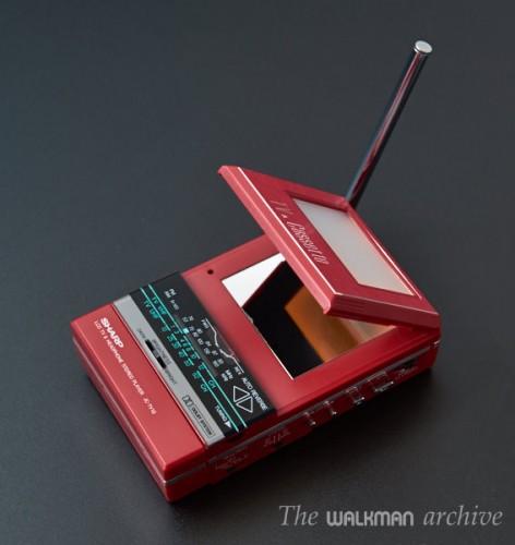 SHARP Walkman JC-TV10 14