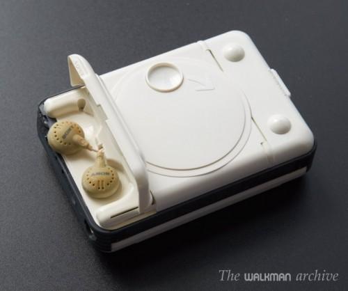 SONY Walkman WM-52 White 03