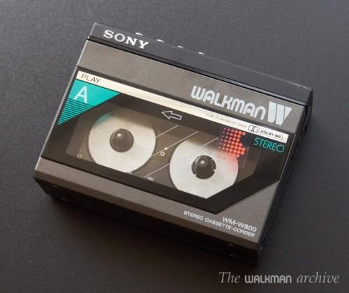 SONY Walkman WM-W800 02