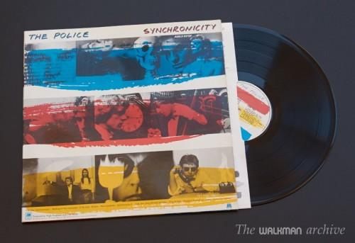 Vinyl - The Police Sinchronicity Series 01