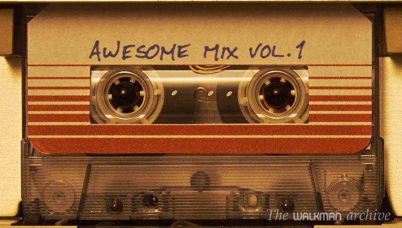 Awesome Mix 1 WalkmanArchive Replica