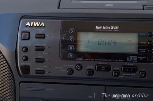 AIWA CSD-SR6 20