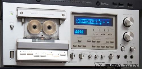My Pioneer CT-F1250