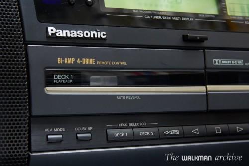 Panasonic RX-DT9 23