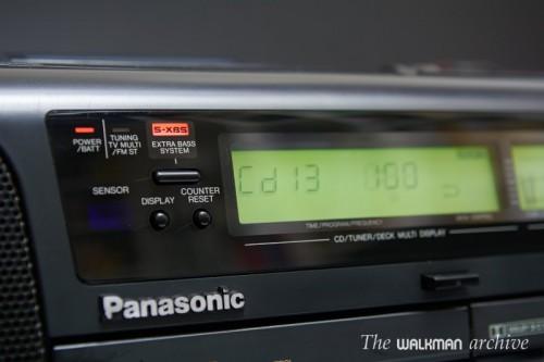 Panasonic RX-DT9 34