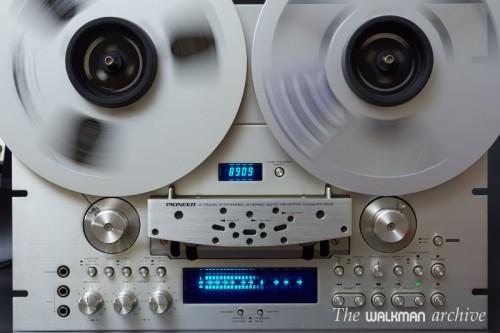 Pioneer R2R RT-909 08 1