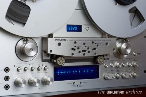 Pioneer R2R RT-909 20