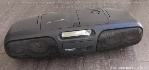 Panasonic RX-DS45 01