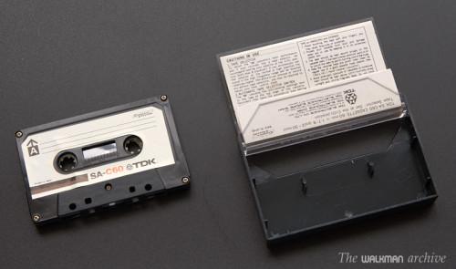 Clone TDK SA 1st generation