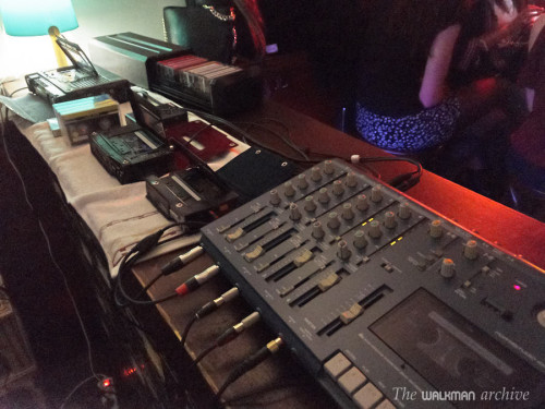 20180519 Cassette party at Cara B 03