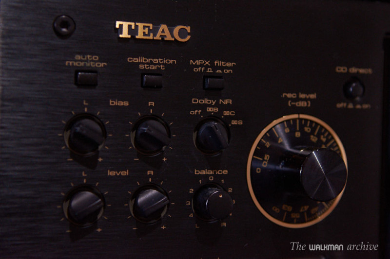 New NAC tape in TEAC 8030 bias -40